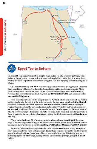 516cPPCUSsL - Lonely Planet Egypt (Travel Guide)