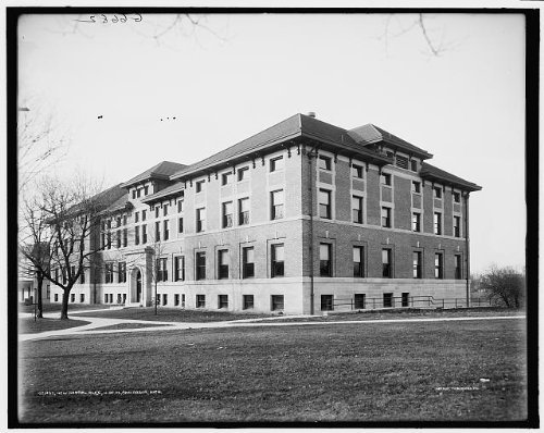 Photo: New dental building,University,Michigan,educational buildings,Ann - Ann Shopping Mi Arbor
