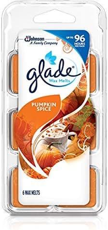 Glade Wax Melts, Pumpkin Spice, 6 Count