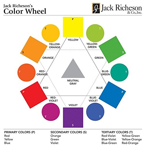 Jack Richeson Color Wheel Extra Large x 19 1/4'' by Jack Richeson