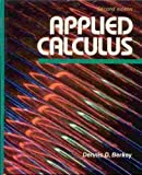 Applied Calculus, Berkey, Dennis D., 0030312671