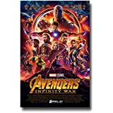 Avengers Infinity War Poster Movie Promo 11 x 17 inches Main