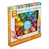 Best ALEX Toys Toddler Toys - ALEX Toys Little Hands Farm Finger Crayons Review
