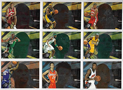 2004-05 Upper Deck SPX Basketball Complete 90 Base Set In Box NO SINGLE PRINTS