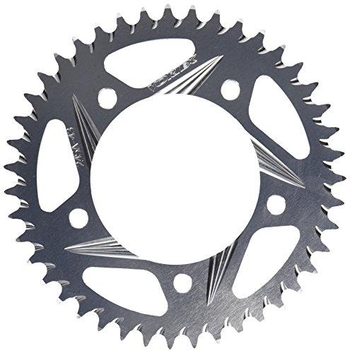 Vortex 520 Rear Sprocket (Vortex (245A-43) Silver 43-Tooth 520-Pitch Rear Sprocket)