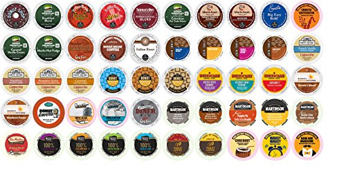 Brewers Flavored Variety Pack 50 count