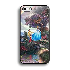 Smooth Cinderella Graphic Individualized Design To Reveal Your Elegant Demeanour Solid Case Cover for Iphone 6 - 4.7 Inch (WT-886R)