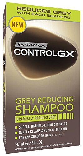 Just Men Control Shampoo Reducing