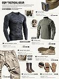 CQR CQ-TLP105-CYT_34W/34L Men's Tactical Pants