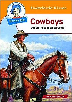 Book Benny Blu - Cowboys