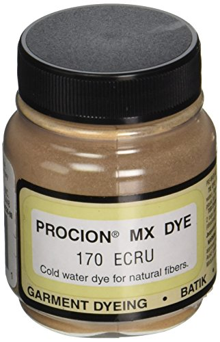 - Deco Art Jacquard Procion Mx Dye, 2/3-Ounce, Ecru
