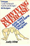 Surviving Exercise, Judy Alter, 0395331137