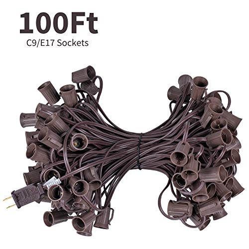 Outdoor Sockets For Christmas Lights in US - 5