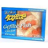 Gefilte Fish in Broth (Pack of 12)
