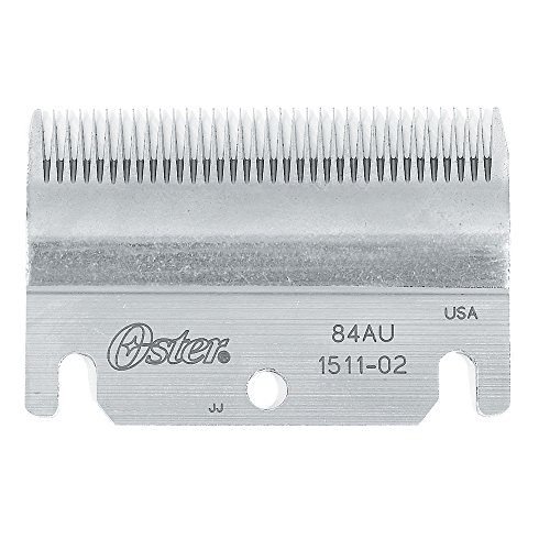 Oster Clipmaster Bottom Clipper Blade, Size 84AU (078511-026-001)