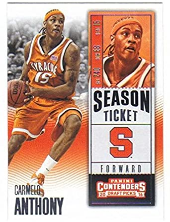 Amazon Com 2016 17 Panini Contenders Draft Picks Season Ticket 15