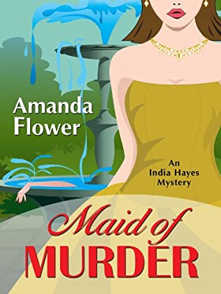 book cover of Maid of Murder