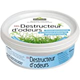 NATURELLA Gel Destructeur d'Odeur Naturelle 250 ml - Lot de 3
