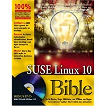 SUSE Linux 10 Bible by Justin Davies (2006-02-06)