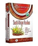 Best Rooibos Teas - Davidson's Tea South African Rooibos, 8-Count Tea Bags Review