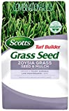Scotts 18362 Turf Builder Zoysia Grass Seed & Mulch 5 LB