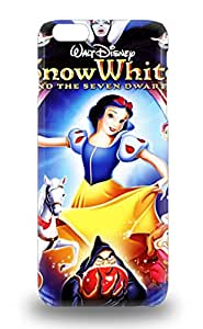 Shock Dirt Proof Disney Snow White Snow White And The Seven Dwarfs Beautiful Woman 3D PC Soft Case Cover For Iphone 6 Plus ( Custom Picture iPhone 6, iPhone 6 PLUS, iPhone 5, iPhone 5S, iPhone 5C, iPhone 4, iPhone 4S,Galaxy S6,Galaxy S5,Galaxy S4,Galaxy S3,Note 3,iPad Mini-Mini 2,iPad Air )