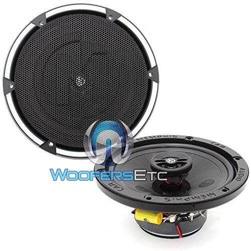 Memphis Audio 15PRX62 6 1/2 Power Reference Coaxial Speakers