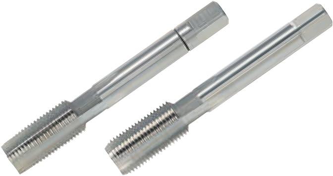 2-tlg BGS 1900-M11X1.25-B Gewindebohrer M11x1.25 M11 x 1.25 Vor- /& Fertigschneider