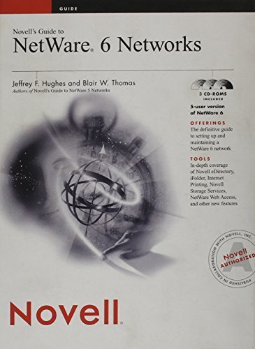 Novell's Guide to NetWare 6 Networks (Novell Press) by Hughes, Jeffrey F., Thomas, Blair W. (2002) Hardcover by Wiley