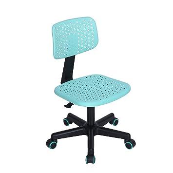 Silla de oficina Ihouse ordenador oficina giratorio de Task silla sin reposabrazos silla de Kid estudio