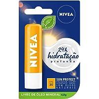 Nivea Protetor Labial Sun Protect Fps30 - 4,8 g