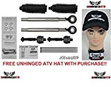 2012 can am commander accessories - Bundle 2 items: Super Atv Can-Am Commander Heavy Duty Tie Rods and FREE Unhinged ATV HAT