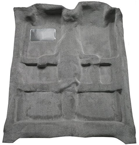 1999 to 2005 Pontiac Grand Am Carpet Custom Molded Replacement Kit, 2 or 4 Door (801-Black Plush Cut Pile)