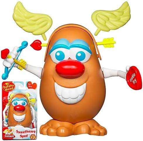 My Little Sweet Potato TOY STORY Valentines Card Mr /& Mrs Potato Head