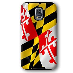 Maryland State Flag United States Flags Samsung Galaxy S5 Armor Phone Case