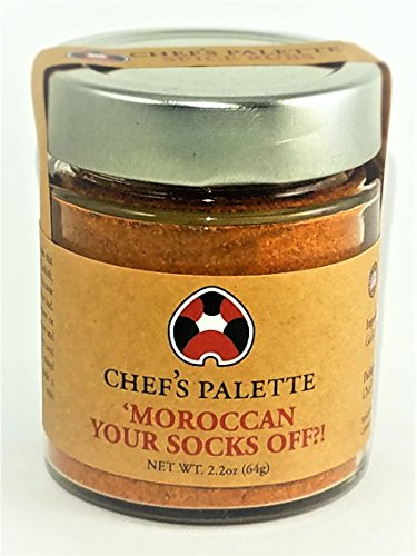 Chef's Palette - 'Moroccan Your Socks Off?! - Moroccan Spice