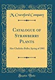 Amazon / Forgotten Books: Catalogue of Strawberry Plants Also Gladiolus Bulbs Spring of 1901 Classic Reprint (M Crawford Company)