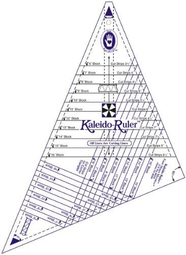Kaleido-Ruler- 1 pcs sku# 642339MA by Marti Michell
