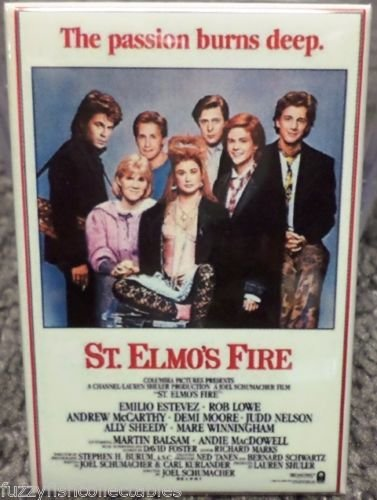 St. Elmo's Fire Movie Poster 2