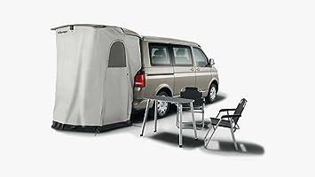 Original VW Tail Gate Tent Shower Cubicle T5u0026nbsp;T6 Multifunctional Tent & Original VW Tail Gate Tent Shower Cubicle T5 T6 Multifunctional ...
