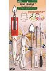 """Clover Mini Iron II""""The Adapter Set"""" for Sewing Quilting & Crafting #9101"""