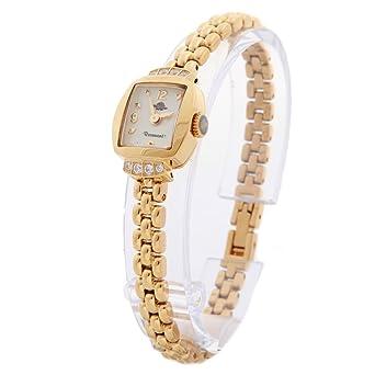 Rosemont Womens Gold-Tone Watch 16-01mt