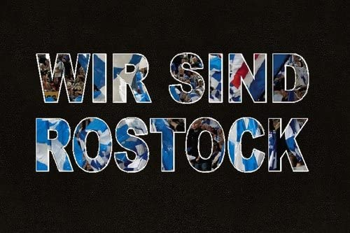 Rostock World of Football Sweat Meine Heimat