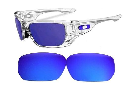 Galaxy Lentes de Repuesto para Oakley Estilo Interruptor Gafas de ...