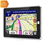 gps navigation portable - Car GPS Navigation, 7 inch Touchscreen Voice Reminding Vehicle GPS Navigator 8GB Navigation System for Cars Lifetime Map Updates