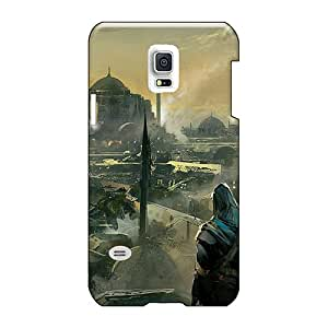 Scratch Protection Cell-phone Hard Covers For Samsung Galaxy S5 Mini With Provide Private Custom Vivid Assassins Creed Revelations Ezio Series DeanHubley