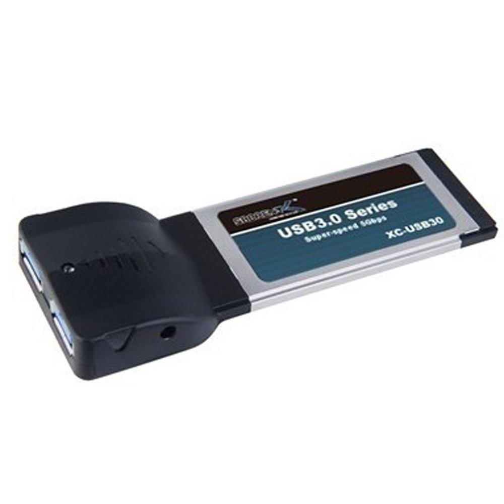 Sabrent USB 3.0 Laptop ExpressCard (XC-USB30)