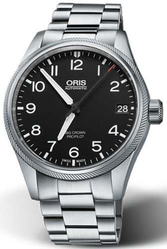 Oris - Big Crown ProPilot Date 75176974164-0782019, Aviation: Amazon.es: Relojes