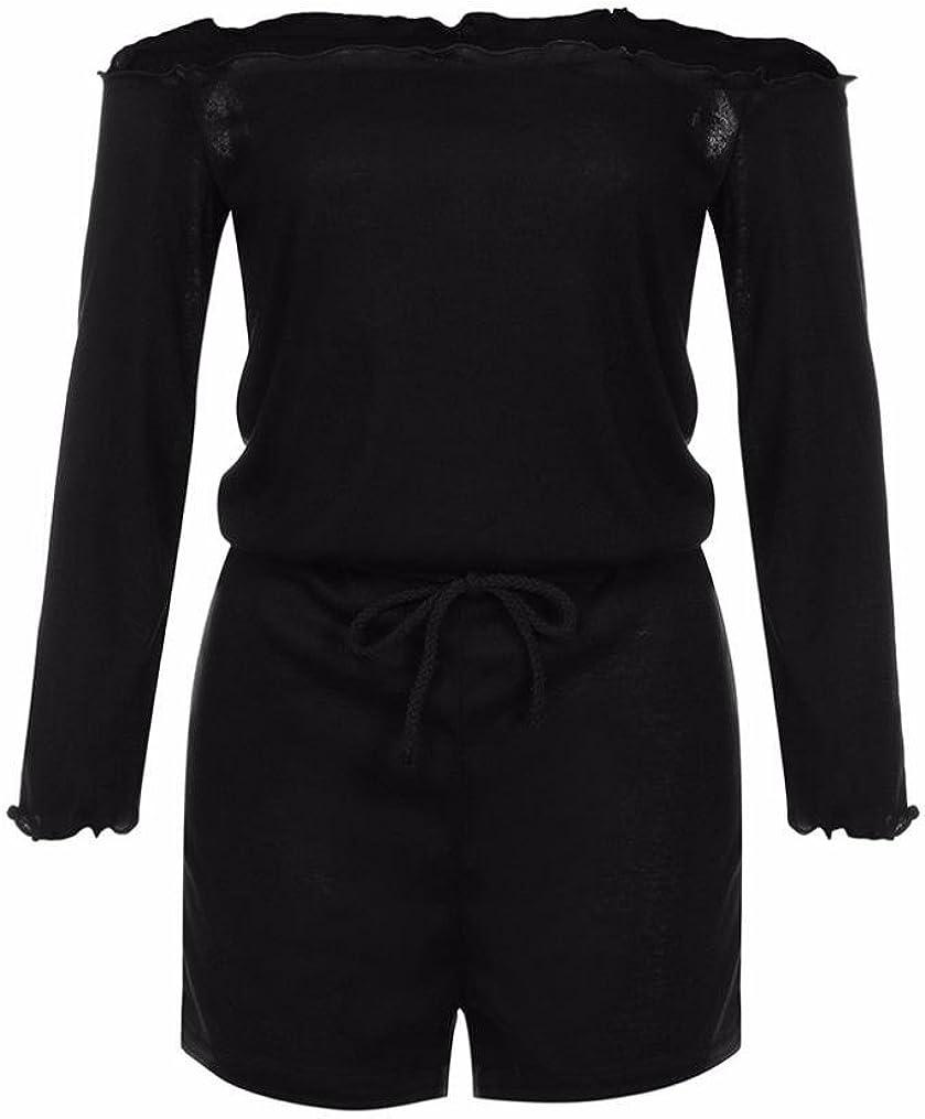 Amanod 2018 discount hot sale New Women Shorts Playsuit Party Jumpsuit Romper Trouser