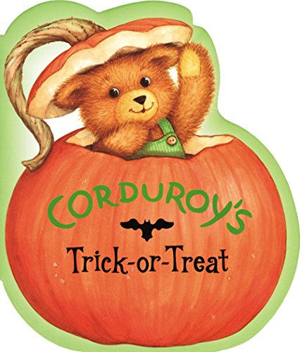Corduroy's Trick-or-Treat ()